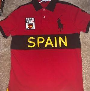 Ralph Lauren Spain Polo